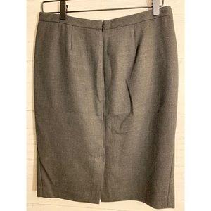 LOFT Skirts - Loft - Grey Skirt